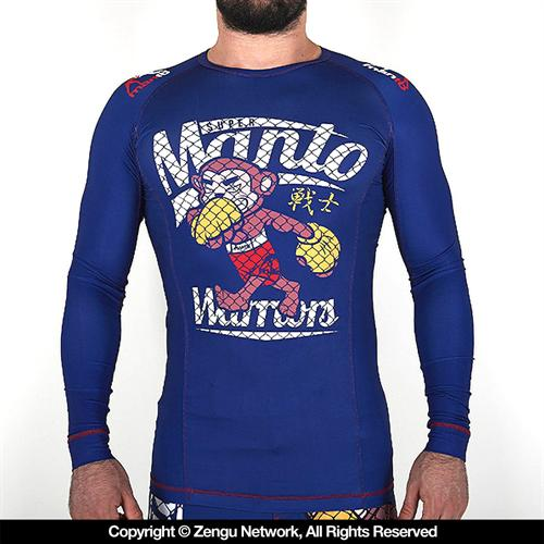 Manto Manto Warriors Rashguard